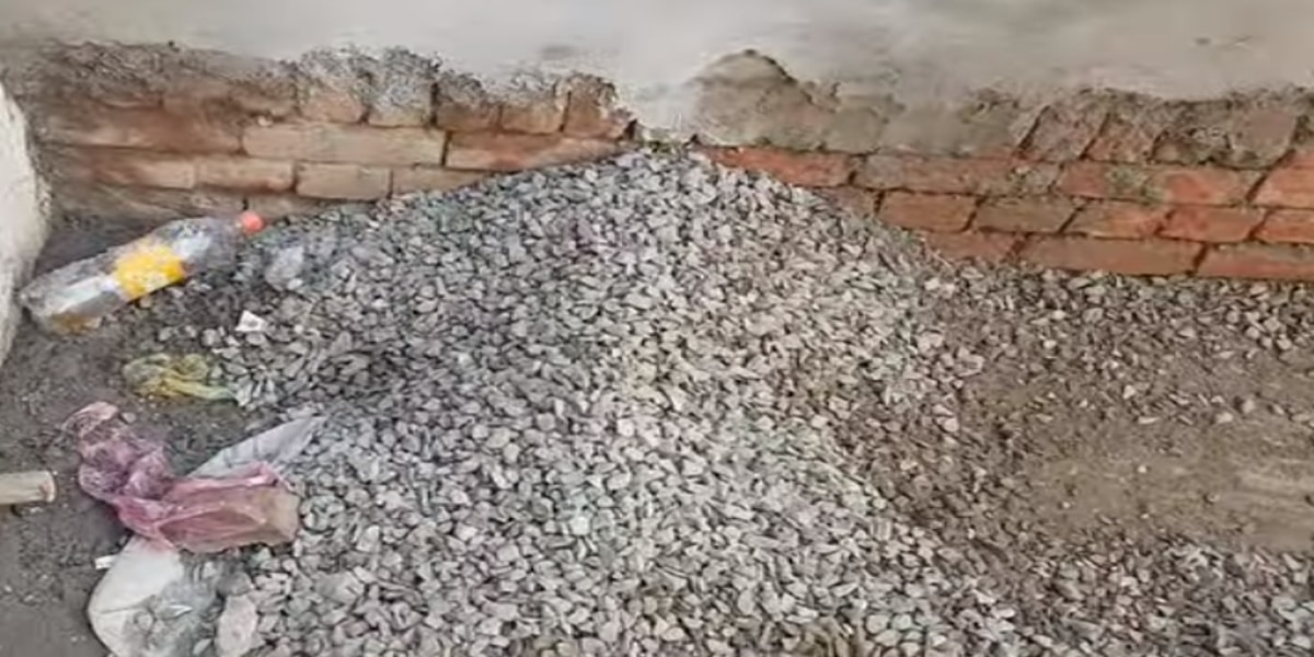 crush for house construction