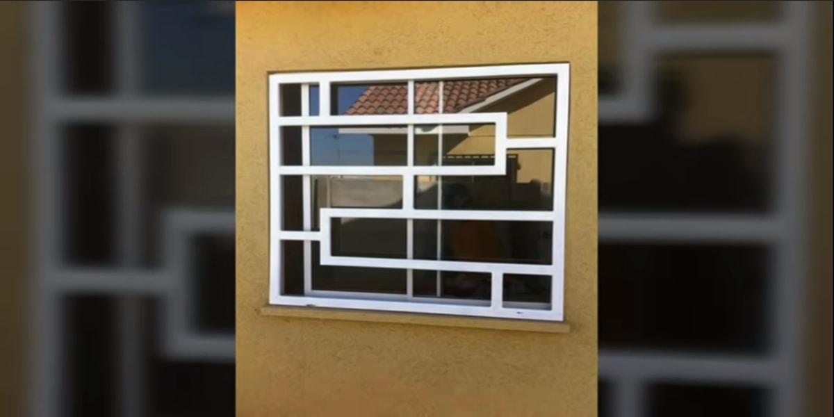 window grill designs