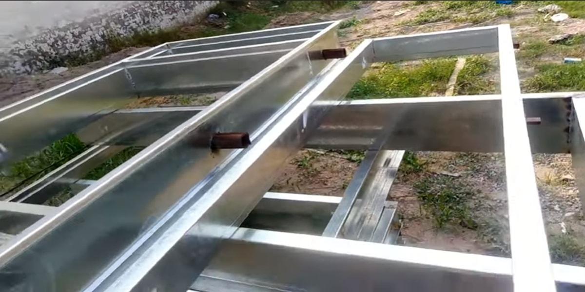 steel frames for doors