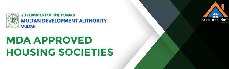 mda-approved-housing-societies